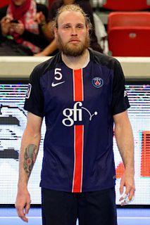 Henrik Møllgaard Danish handball player