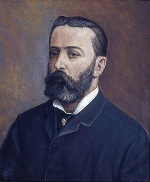 Geraldo Ribeiro de Sousa Resende, Baron Geraldo of Resende - Image: Henrique Manzo Retrato do Barão Geraldo de Rezende, Acervo do Museu Paulista da USP