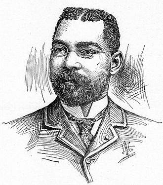 Henry Ossian Flipper - circa 1900