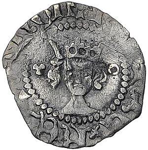 Henry V of England - Halfpenny of Henry V