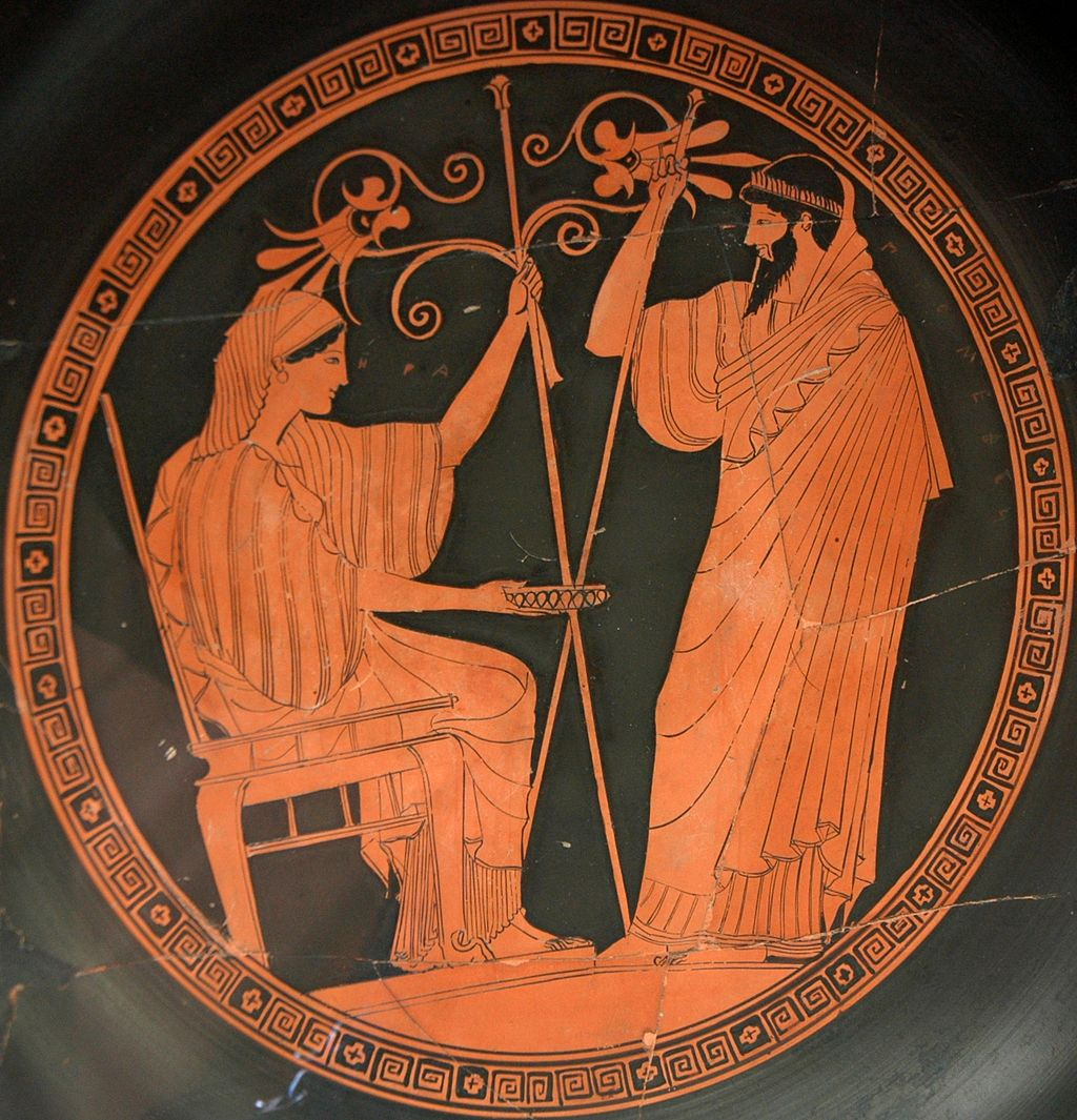 هرا و پرومتئوس