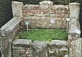 Herb garden seat - geograph.org.uk - 544015.jpg