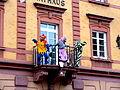 Herbolzheim Rathaus Fasnet (12609629624).jpg