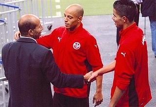 Tijani Belaïd French-born Tunisian footballer