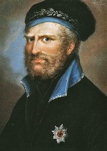 Porträt Friedrich Wilhelms aus dem Jahre 1809 von Johann Christian August Schwartz. (Quelle: Wikimedia)
