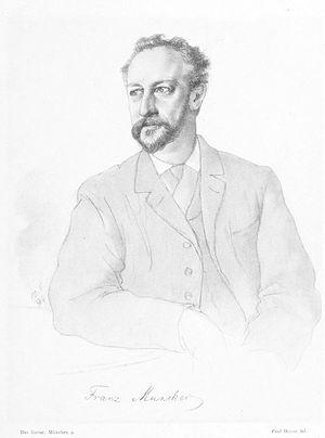 Franz Muncker - Franz Muncker