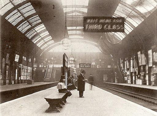 High Street Kensington 1892