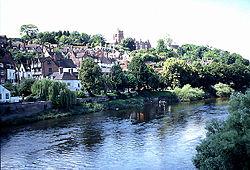 A Severn folyó