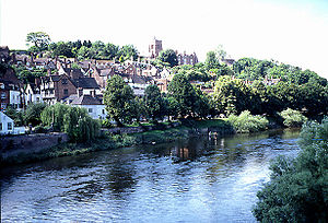 River Severn - High Town, Bridgnorth.