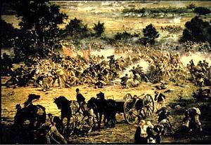 Boston Center for the Arts - Battle of Gettysburg