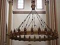 Hildesheim St Godehard Radleuchter von S.jpg