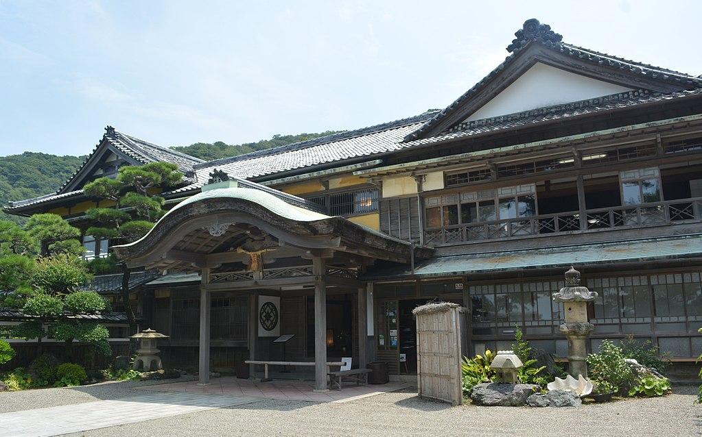 Hinjitsukan,hutami-cho,Ise city,Japan