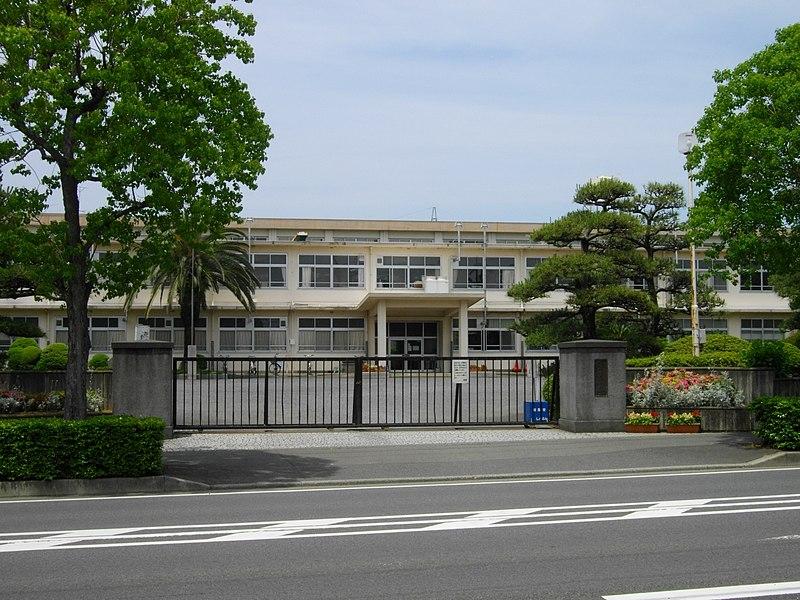 Hiratsuka Agricultural High School.JPG