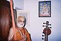 His Holiness Sri Sri Sri Abhinava Vageesha Brahmatantra Swatantra Parakala Swami, the (current) 36th Pontiff of Sri Parakala Mutt.jpg