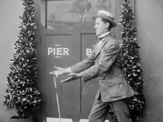 <i>His New Profession</i> 1914 film by Charlie Chaplin