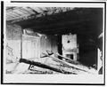 Historic American Buildings Survey 1936 INTERIOR VIEW - Carrillo Adobe, Santa Rosa, Sonoma County, CA HABS CAL,49-SANRO,1-7.tif