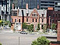 Historic buildings flank the entrance to the Canary District, 2016 07 18 (6).JPG - panoramio.jpg