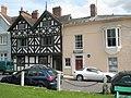 Historic houses in Dinham - geograph.org.uk - 1466861.jpg