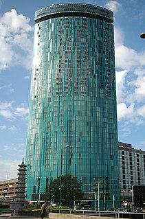10 Holloway Circus skyscraperin Birmingham, England