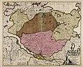 Holsatiae tabula generalis in qua sunt ducatus Holsatiae Ditmarsiae Stormariae et... - CBT 5872797.jpg
