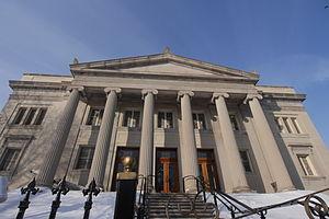 Dinkha IV - Holy Apostolic Catholic Assyrian Church Of The East-St. George Cathedral, 7201 N. Ashland Ave Chicago, Illinois