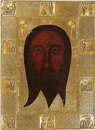 Relics associated with Jesus - The Holy Face of Genoa