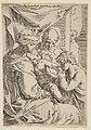 Holy Family with Saint John the Baptist kissing the infant Christ's hand MET DP815113.jpg