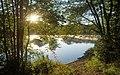Hommage a Cyrus Clarke Brompton Falls - panoramio.jpg