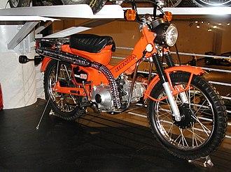 Honda CT series - Image: Honda TRAIL110 CT110 Hunter Cub