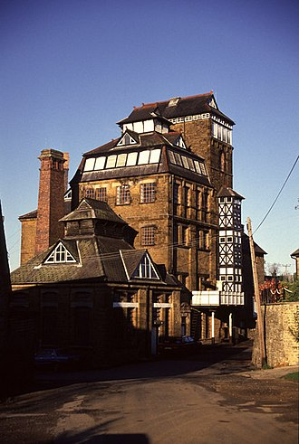 Tower brewery - Hook Norton Brewery