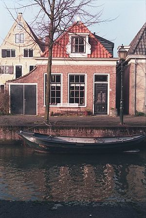 Hoorn - This is in the old city centre, where the port used to be. Most of the old port disappeared with the building of the Afsluitdijk