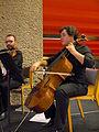 Horizon string quartet at Wikimania 2014 03.jpg