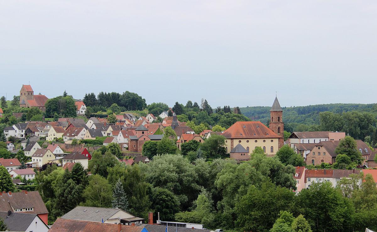 Hornbach, Germany - Wikipedia