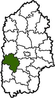 Horodok Raion, Khmelnytskyi Oblast Former subdivision of Khmelnytskyi Oblast, Ukraine