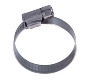 "Jubilee Clip - A worm-drive hose clamp similar to the ""Jubilee Clip"" tradename product of the Robinson company."
