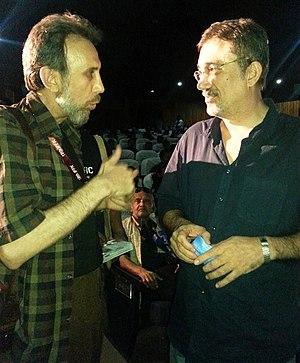 Hossein Shahabi - Image: Hossein Shahabi & Nuri Bilge Ceylan