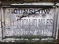 Hounslow milestone - geograph.org.uk - 1612837.jpg