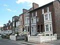 Houses at southern end of Somers Road - geograph.org.uk - 809247.jpg
