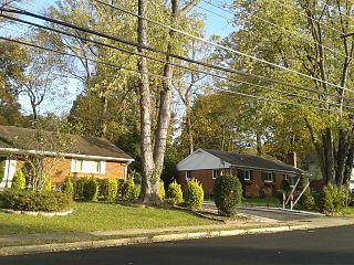North Springfield, Virginia Census-designated place in Virginia, United States