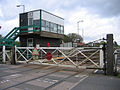 Hubberts Bridge railway station in 2006.jpg
