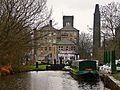 Huddersfield Narrow Canal, Slaithwaite (3232430990).jpg