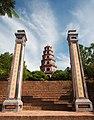 Hue, pagode Linh Mu.jpg