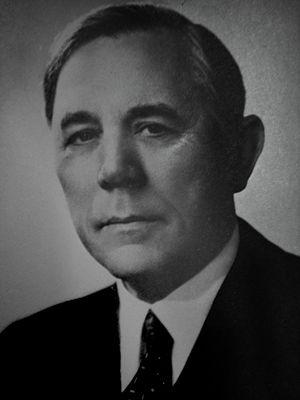 Hugh Roy Cullen - H.R. Cullen, ca. 1947