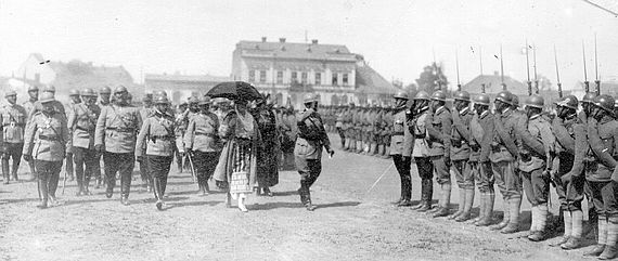 Hungarian-Romanian War of 1919 (National Military Museum Collection) 11.jpg