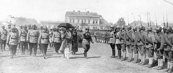 11 Martie Wikipedia: Portal:Acțiunile Militare Postbelice (1918-1920)