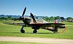 Hurricane, Imperial War Museum, Duxford, May 19th 2018. (40494686900).jpg
