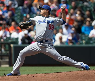 2013 Los Angeles Dodgers season - Korean pitcher Hyun-jin Ryu was signed by the Dodgers to a 6-year $36 million contract
