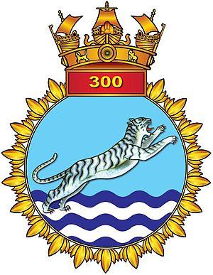 INAS 300 - Image: INAS 300 insignia