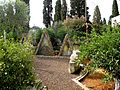 ISRAEL, Mount Tabor - Greek Orthodox Monastery of the Transfiguration (Cele 3 colibe).JPG
