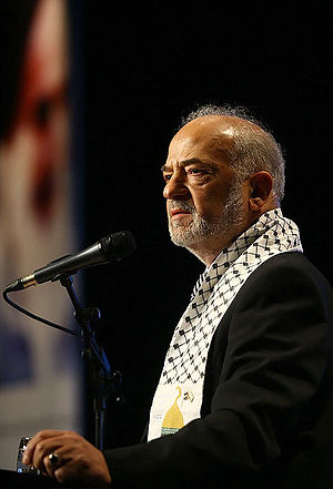 Ibrahim al-Jaafari - Ibrahim al-Jaafari in Tehran - July 2012
